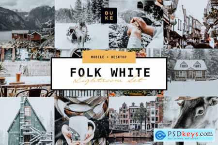 Folk White - Lightroom Presets Pair 4375954