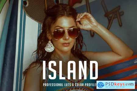 Island Premium LUT 14 Pack 4361697