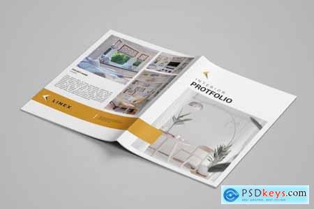 Interior Portfolio Brochure 4366754