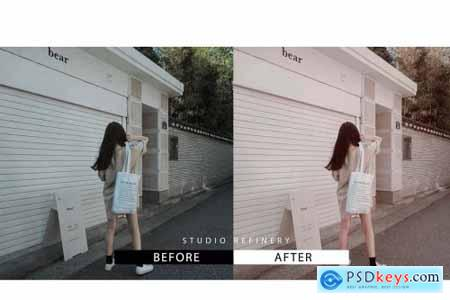 SOFT AND AIRY PRESET 4360111