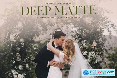 Deep Matte Presets for Lightroom 4269757