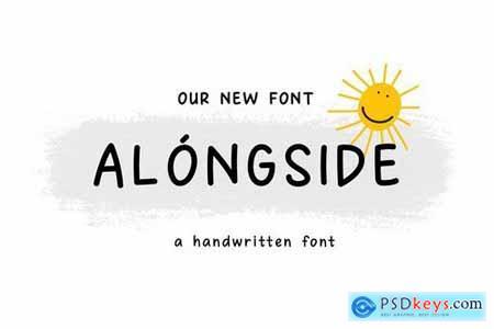Alongside Font