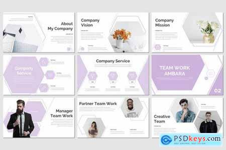 Ambara - Powerpoint Google Slides and Keynote Templates