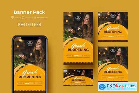 Creative Banner Pack