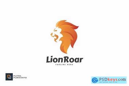 Lion Roar - Logo Template