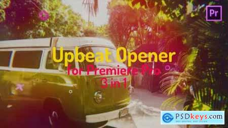 Videohive Upbeat Colorful Opener for Premiere Pro 25278807