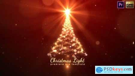 Videohive Christmas Light Premiere Pro 25256403