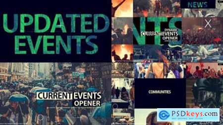 Videohive News And Current Events Opener 25158706