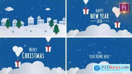 Videohive Christmas Card Premiere PRO 25185907