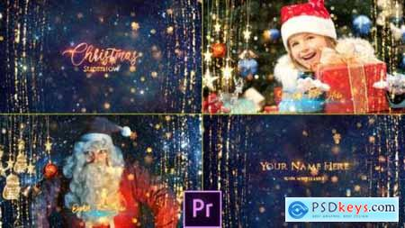 Videohive Christmas Slideshow Premiere Pro 25275907