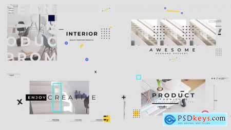 Videohive Visual Furniture Product Promo 24956587