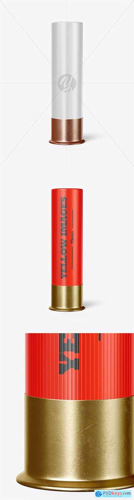 Shotgun Cartridge Mockup 51460