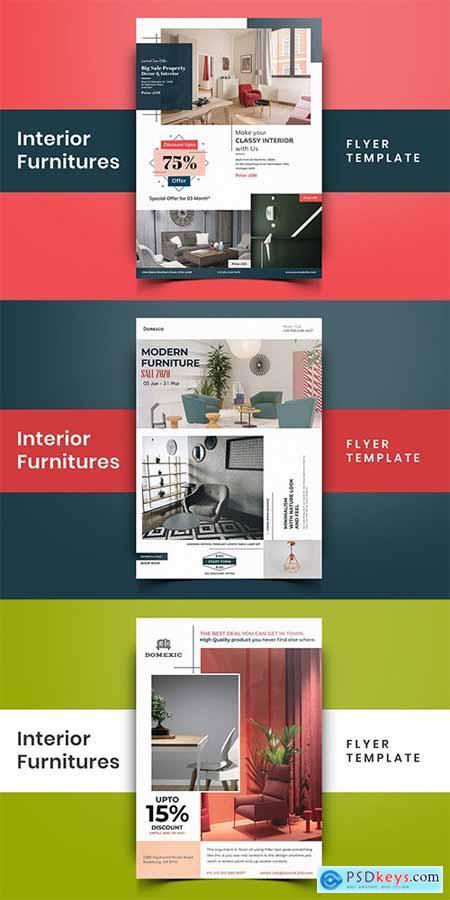 Interior Furniture Flyer 01-03