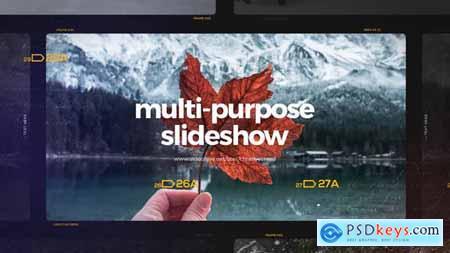 Videohive Multipurpose Slideshow 25266688