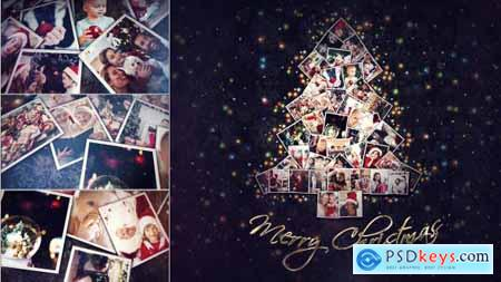 Videohive Christmas Photo Slideshow 21074935