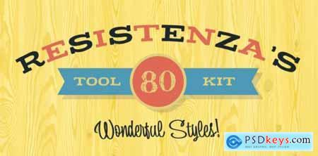 Resistenza Tool Kit
