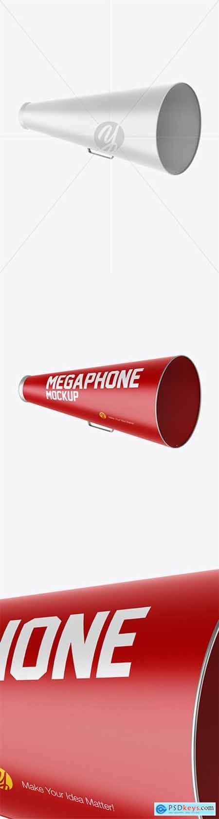 Megaphone Mockup 51777