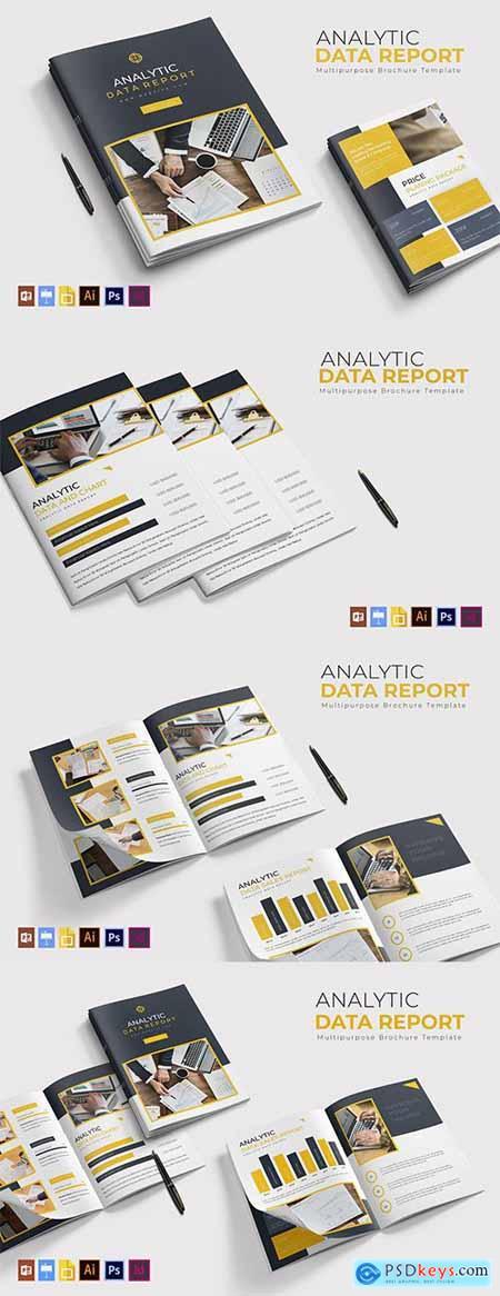 Analytic Data - Report Template