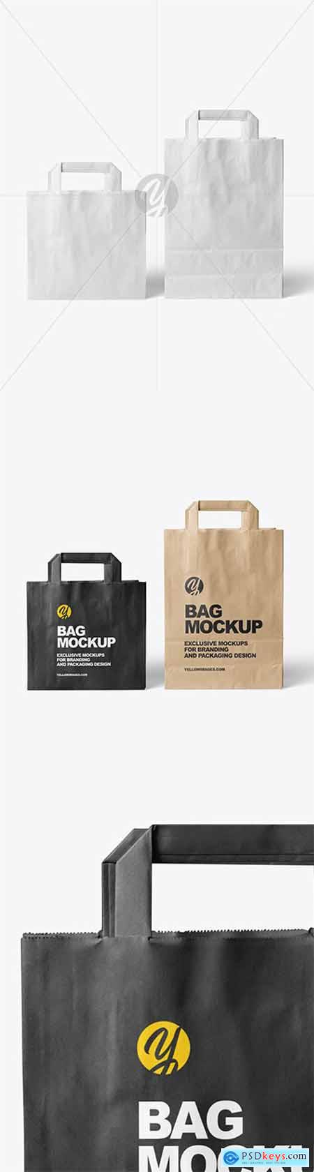 Two Paper Bags 51769