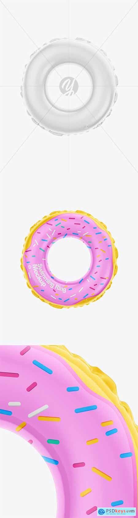 Swimming Ring Mockup 51674