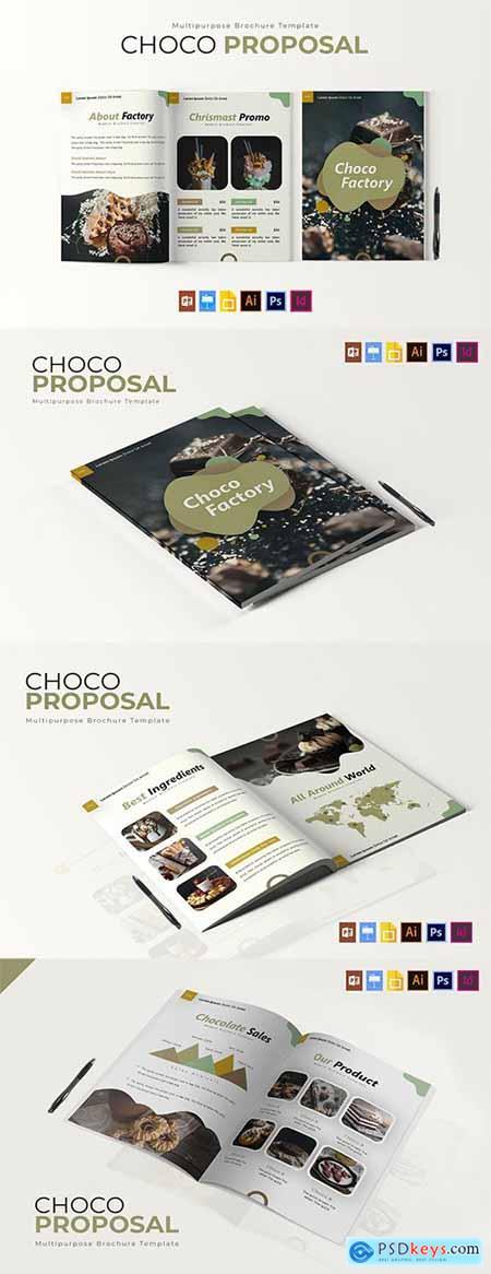 Choco Factory - Brochure