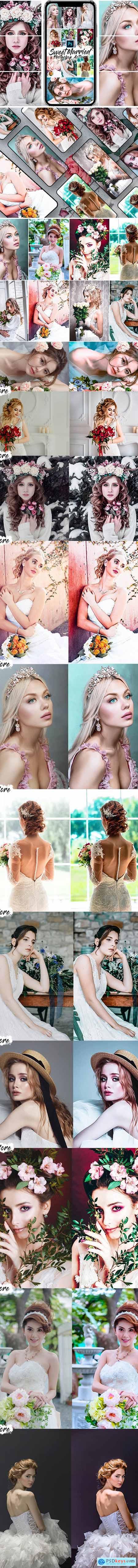 Portrait Photoshop Actions 25147171