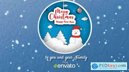 Videohive Christmas Opener 25282768