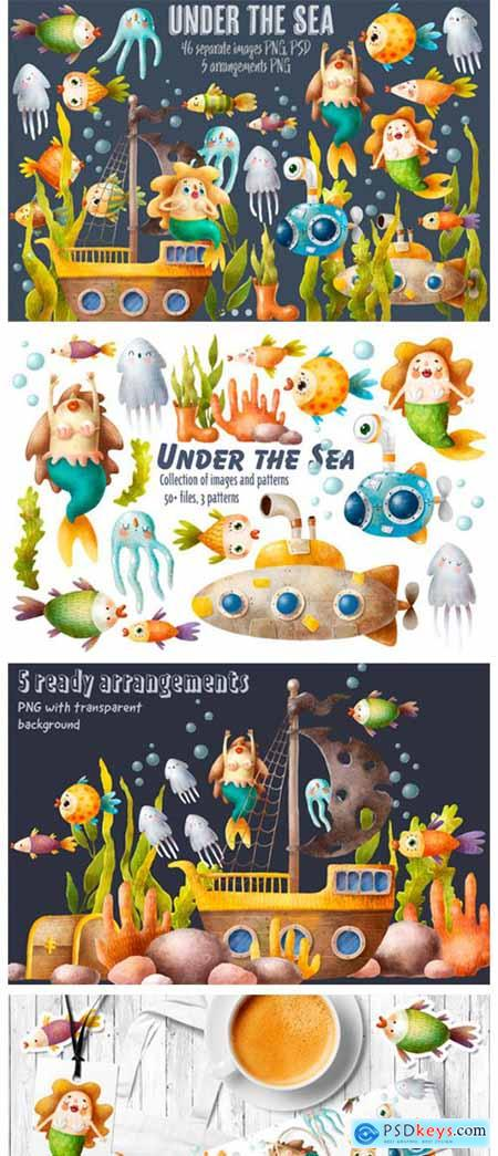 Undersea World Clipart 2275245