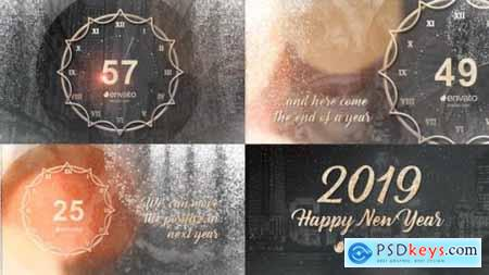 Videohive New Year Countdown 2019 21028229