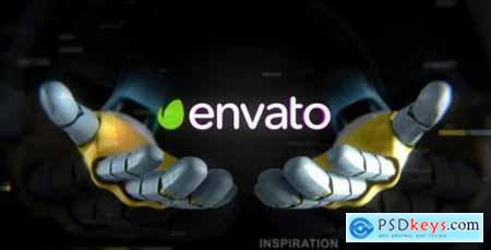 Videohive Robot Arm Logo Revealer 15308301