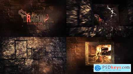 Videohive Breaking The Wall Logo Reveals 25288689