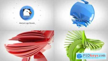 Videohive Abstract Logo Reveals 22907780