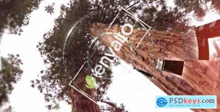 Videohive Circle Rotation Slideshow 14575436