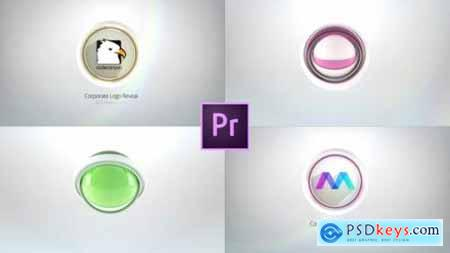 Videohive Clean Business Logo Reveals 22847009