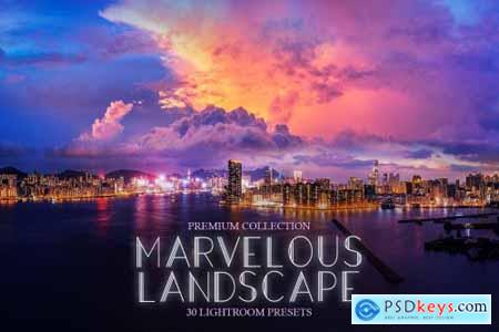 Marvelous Landscape Presets 4290282