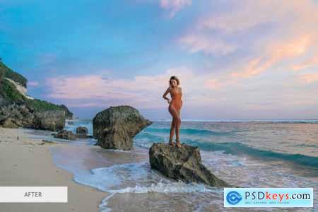Tropical Travel Presets Lightroom 4293992