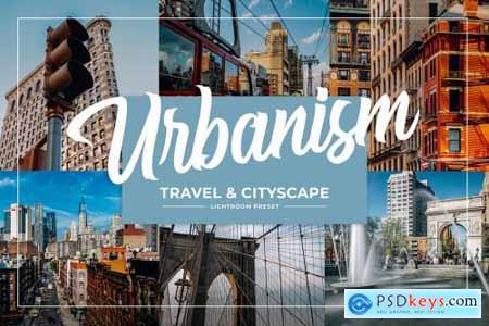 Urbanism Lightroom Presets 4068356
