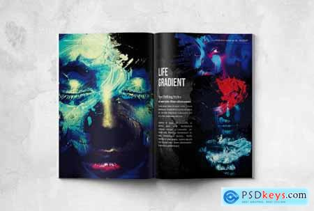 Artistic Photo Magazine - A4 & US Letter - 28 pgs