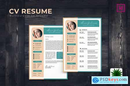 Available CV Resume