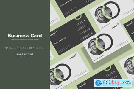 Business Card v08