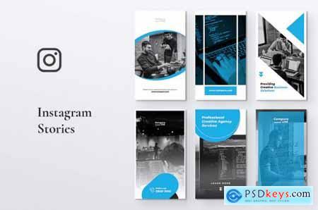COMPORE Digital Marketing Instagram Stories
