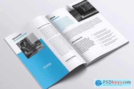 COMPORE Digital Marketing Company Profile Brochure