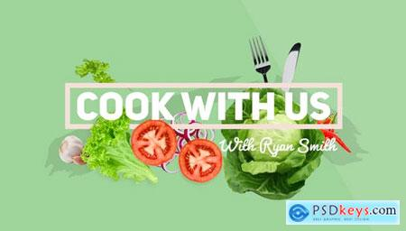 Videohive Cooking TV Show Bumper for FCPX 25297944
