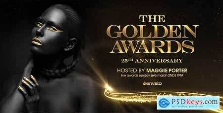 Videohive Golden Awards Promo 2 19623729