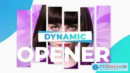 Videohive Dynamic Promo Modern Opener 23784396