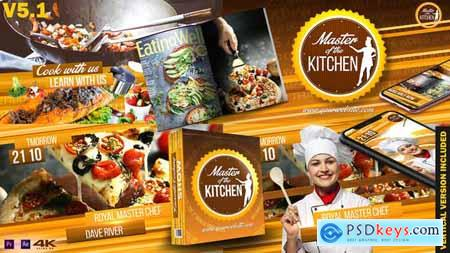 Videohive Favorite Cooking Show V5.1 6533477