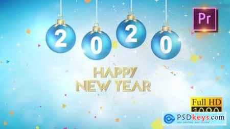 Videohive New Year Greetings Premiere PRO 25296677