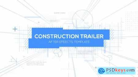 Videohive Construction Titles Trailer 25300291