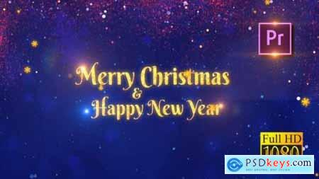 Videohive Magical Christmas Wishes Premiere PRO 25299757