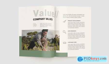 Agriculture Company Profile